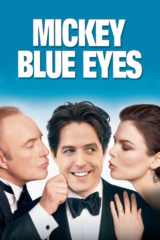 Mickey Blue Eyes movie poster