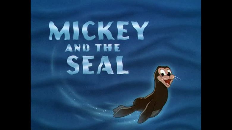Mickey and the Seal movie scenes