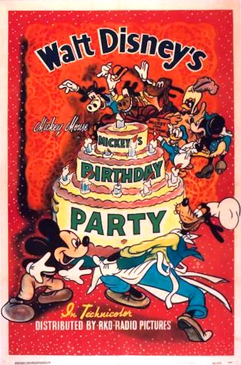 Characters Mickey Mouse Walt Disney Minnie Thelma Boardman Donald Duck Clarence Nash Goofy Pinto Colvig Clara Cluck Florence Gill