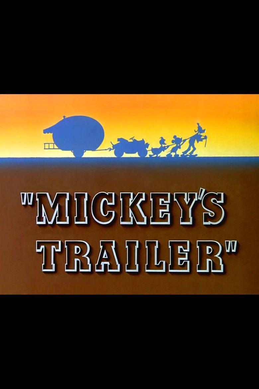 Mickeys Trailer movie poster