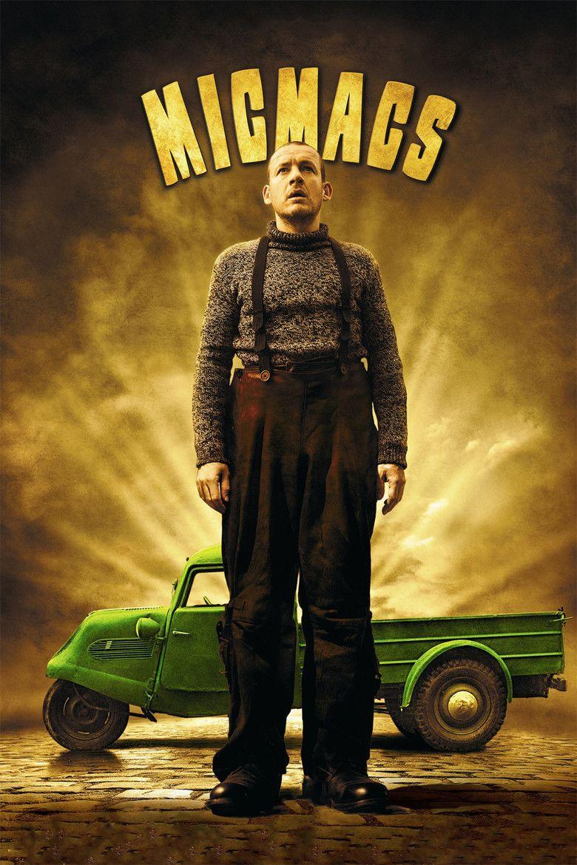 Micmacs (film) movie poster