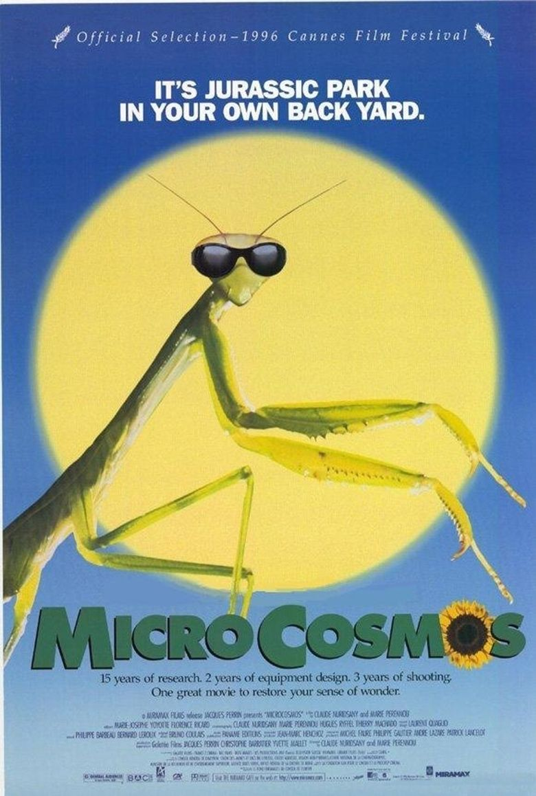 Microcosmos (film) movie poster