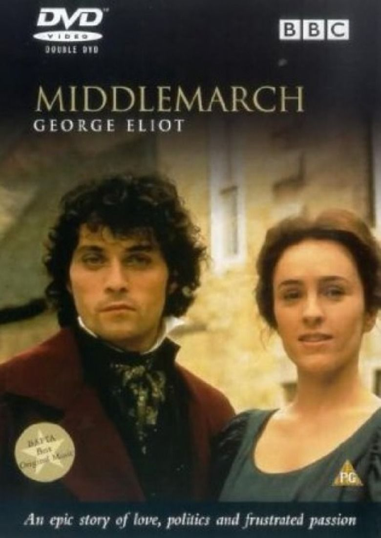 Middlemarch (TV serial) movie poster