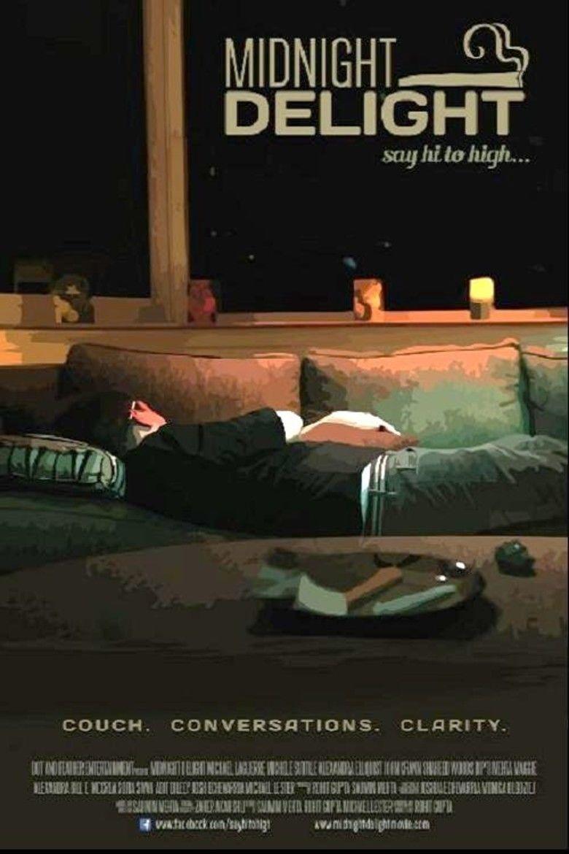 Midnight Delight (film) movie poster