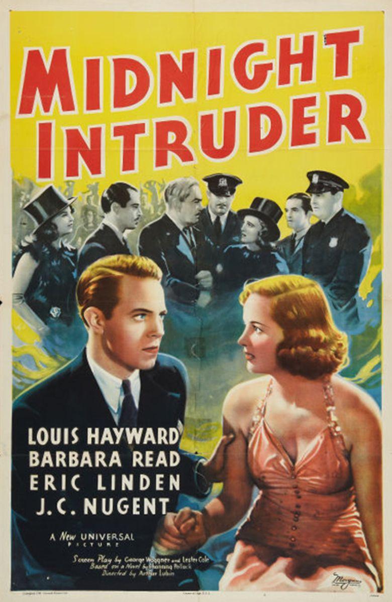 Midnight Intruder movie poster