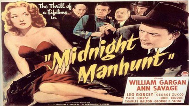 Midnight Manhunt movie scenes
