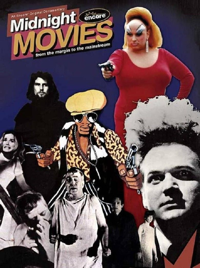Midnight Movies: From the Margin to the Mainstream movie poster