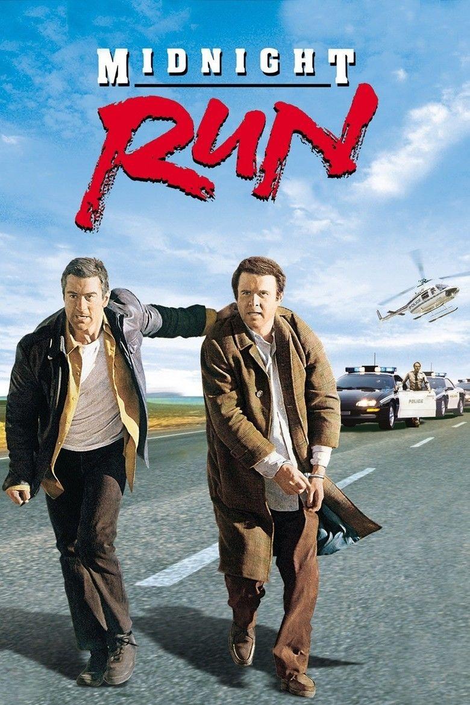 Midnight Run movie poster