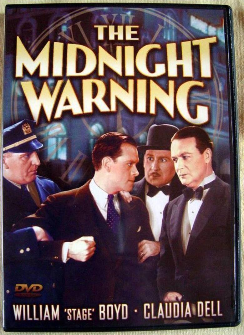 Midnight Warning movie poster