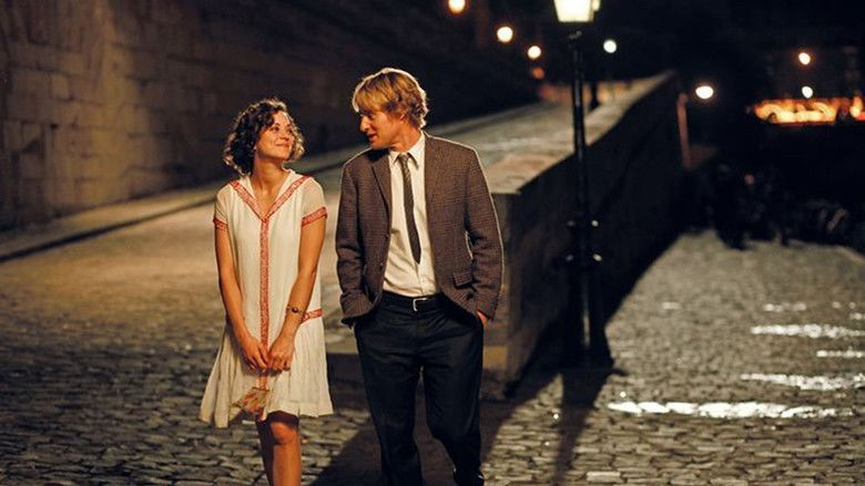 Midnight in Paris movie scenes