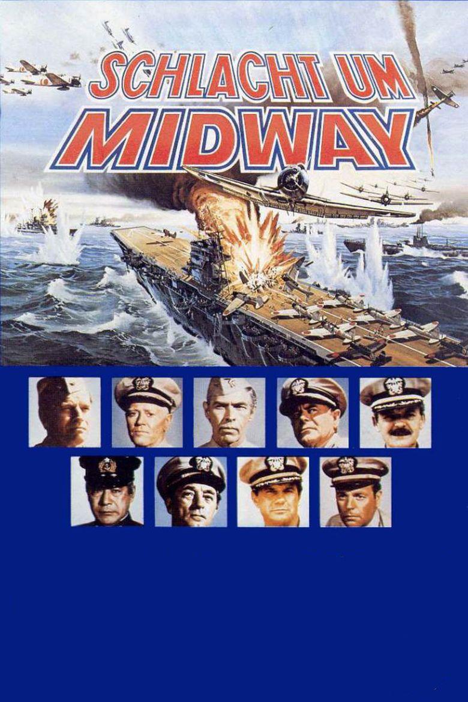 Midway (film) movie poster