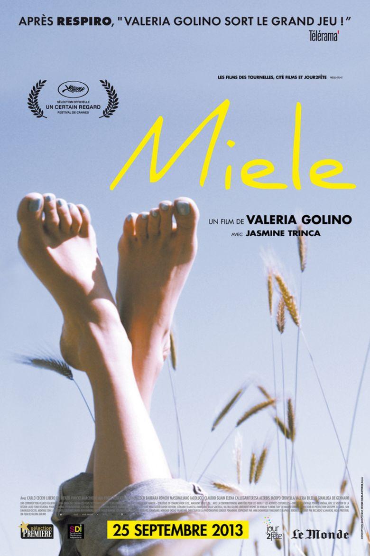 Miele (film) movie poster