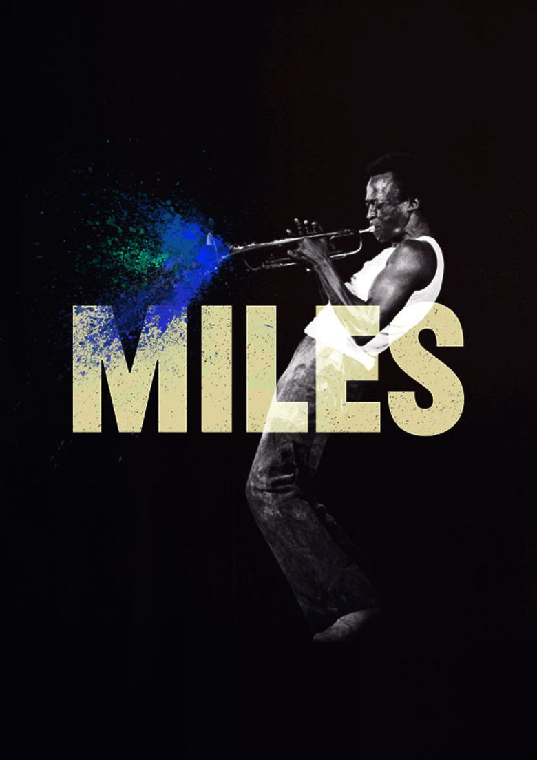 Miles Ahead (film) movie poster