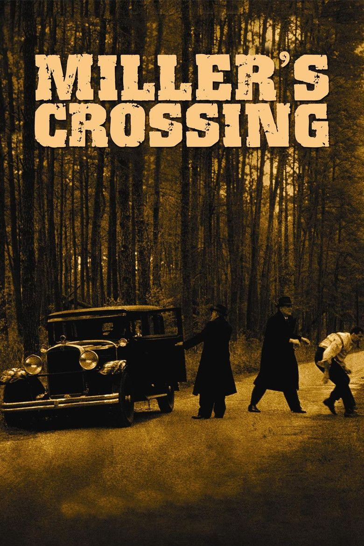 Millers Crossing movie poster