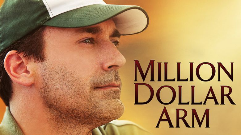 Million Dollar Arm movie scenes