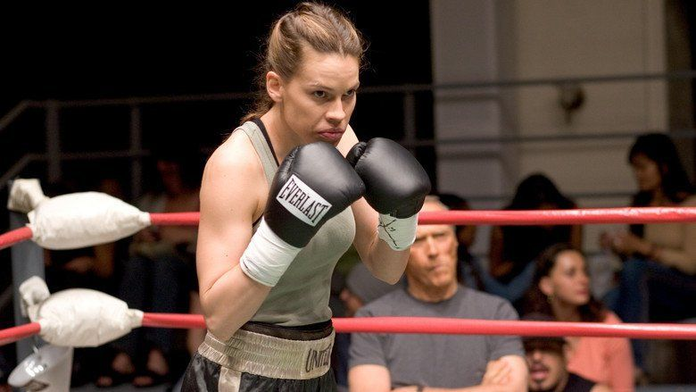 Million Dollar Baby movie scenes