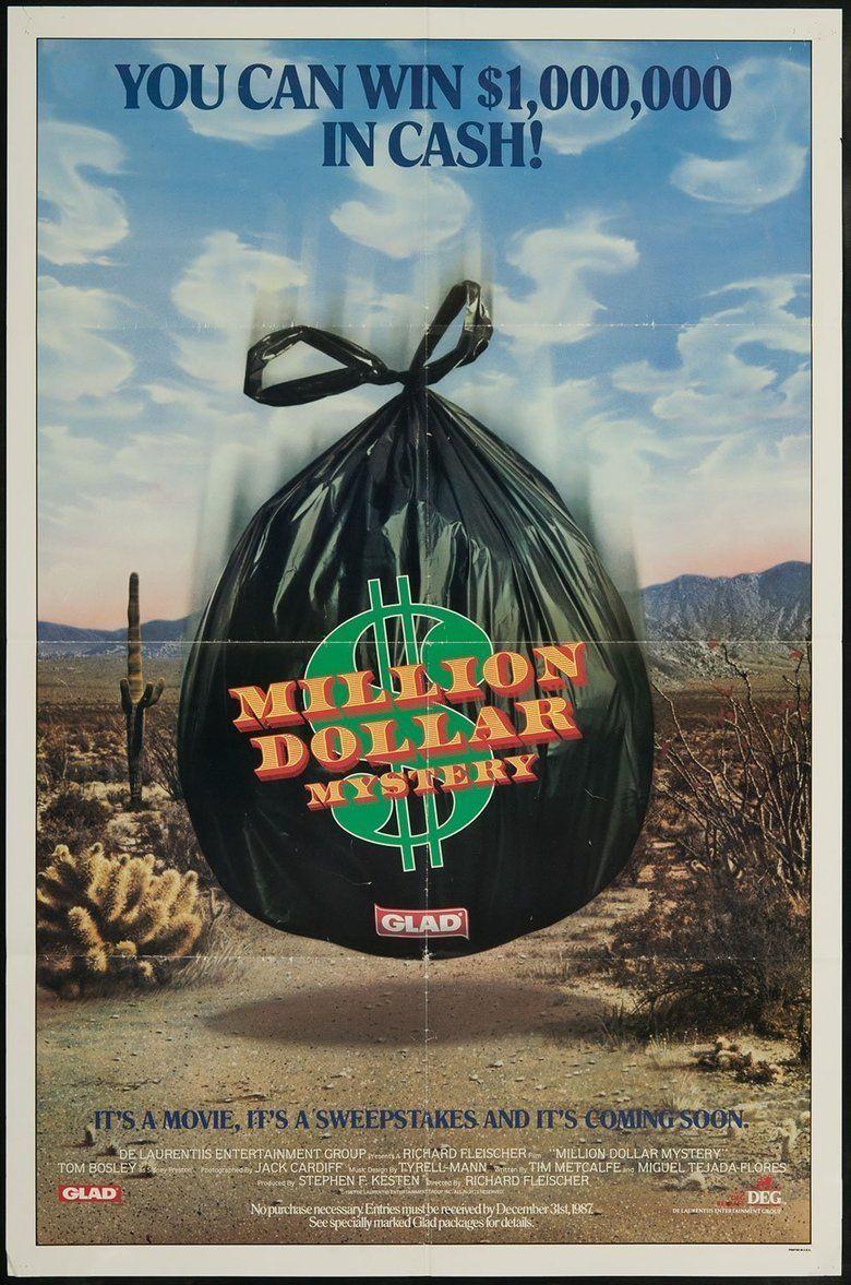 Million Dollar Mystery movie poster