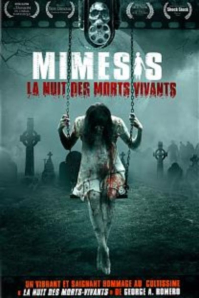 Mimesis: Night of the Living Dead movie poster