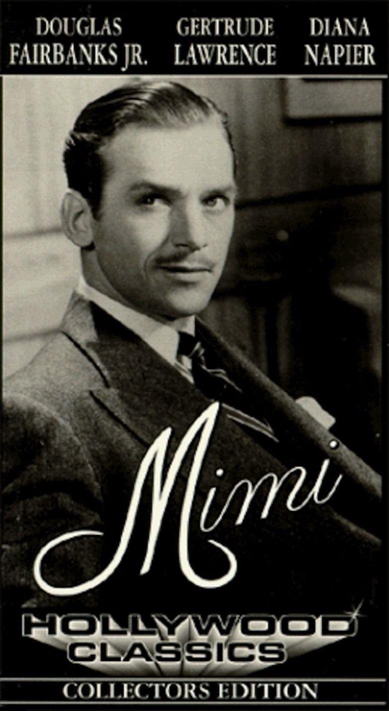 Mimi (film) movie poster