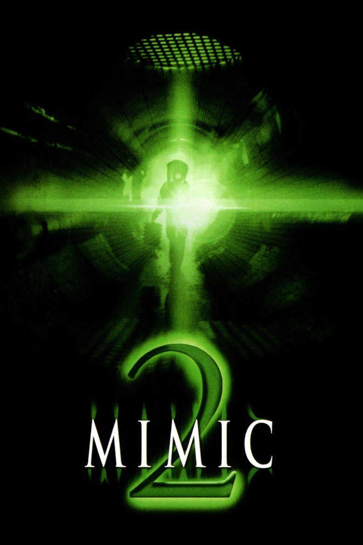 Mimic 2 movie poster
