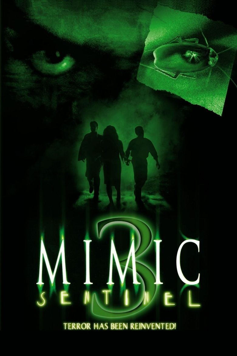 Mimic 3: Sentinel movie poster
