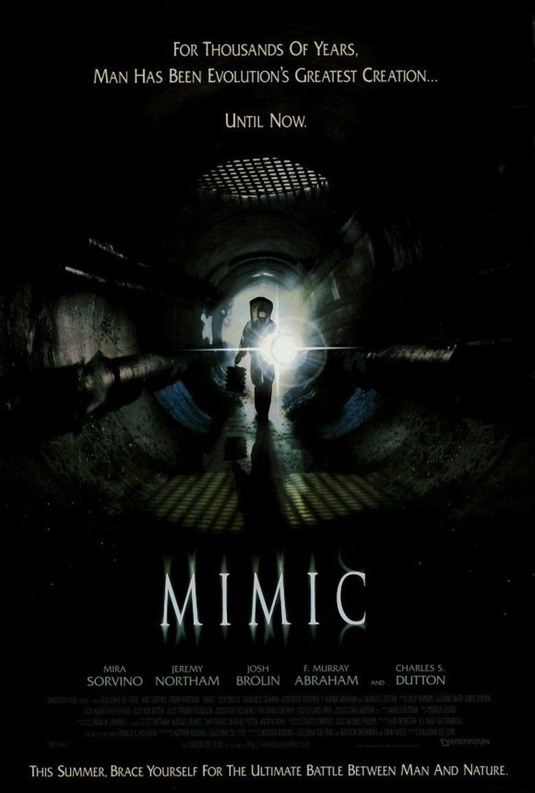 Mimic (film) movie poster