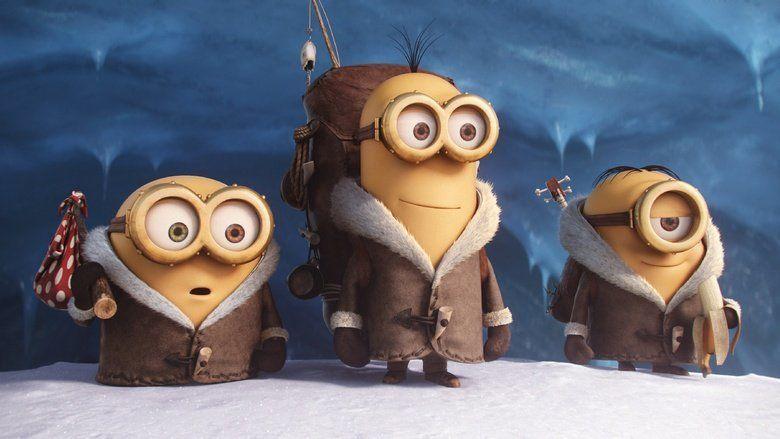 Minions (film) movie scenes
