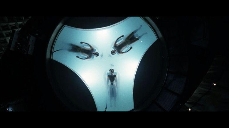 Minority Report (film) movie scenes