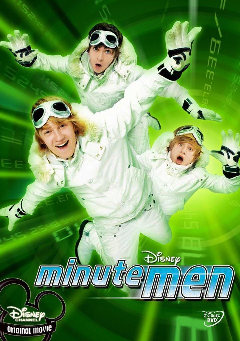 Minutemen (film) movie poster