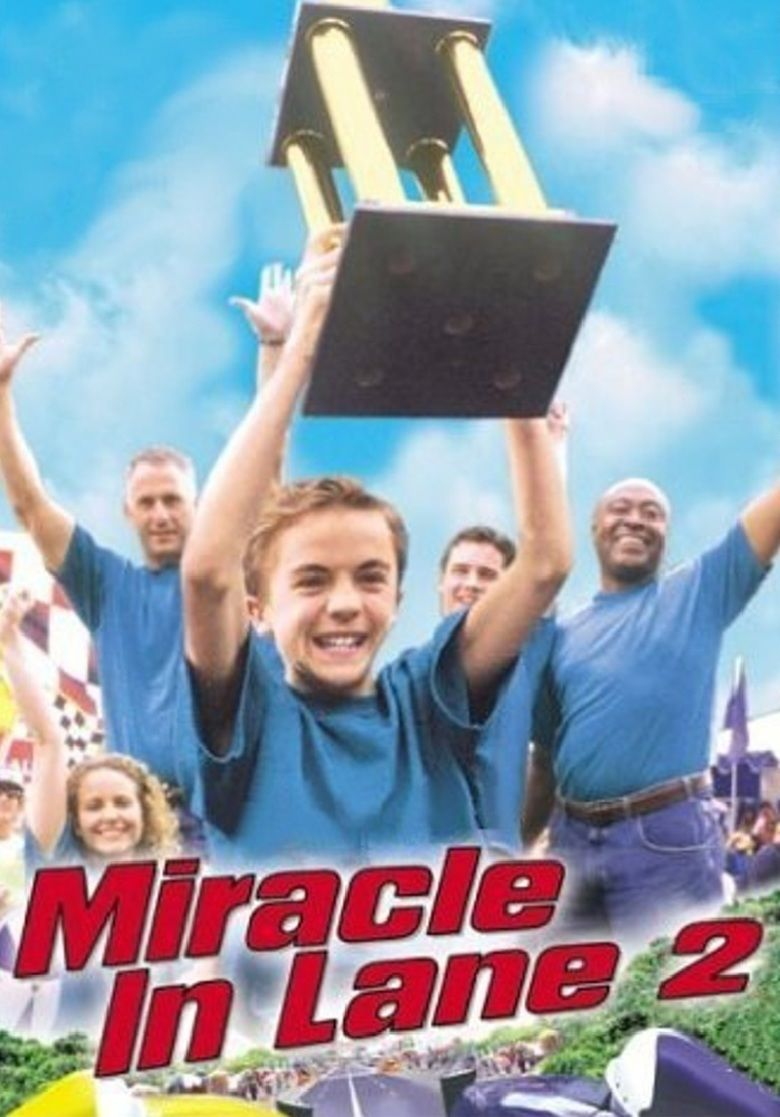 Miracle in Lane 2 movie poster