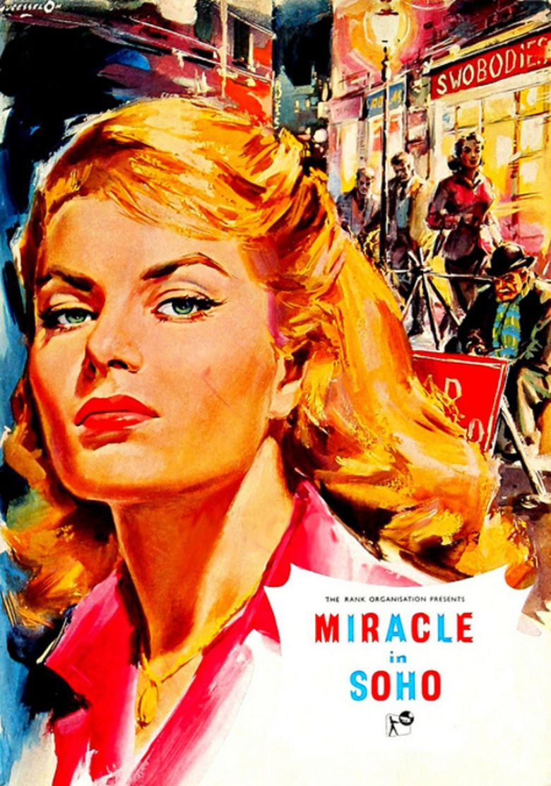 Miracle in Soho movie poster