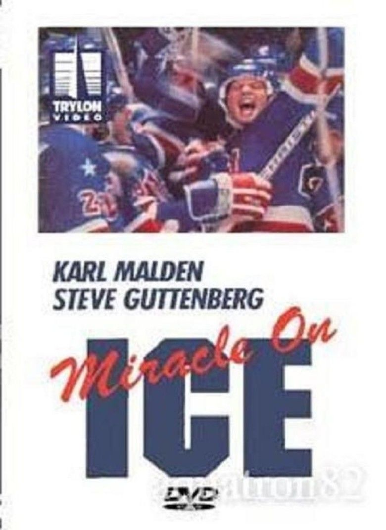 Miracle on Ice (1981 film) movie poster