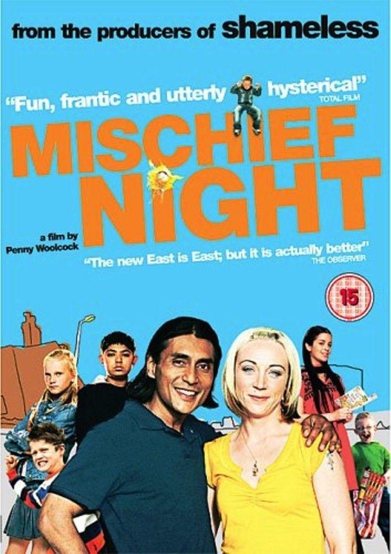 Mischief Night (2006 film) movie poster