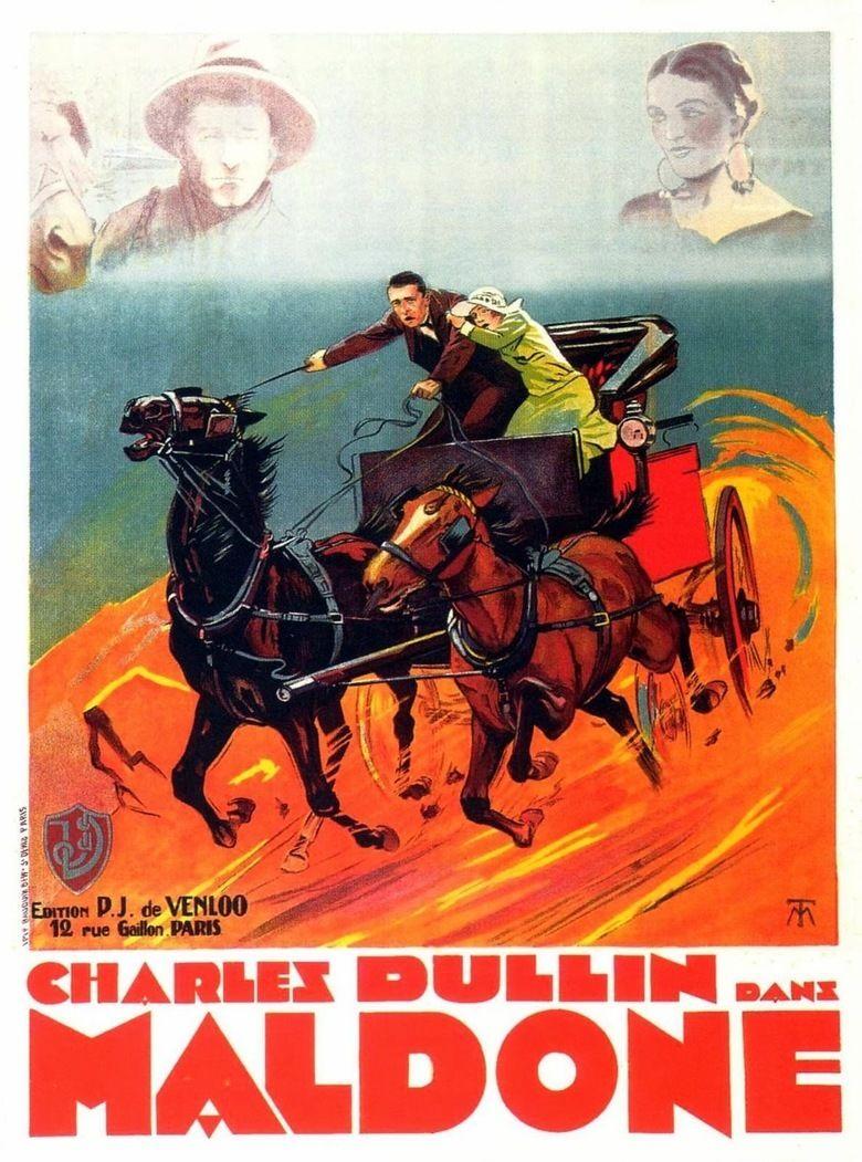 Misdeal movie poster