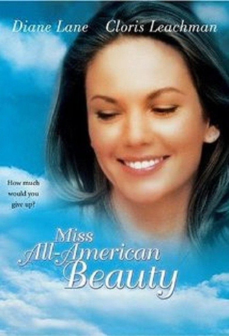 Miss All American Beauty movie poster