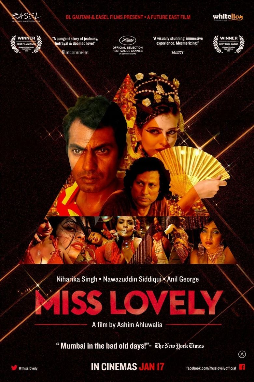Miss Lovely movie poster