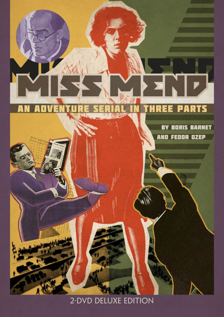 Miss Mend movie poster