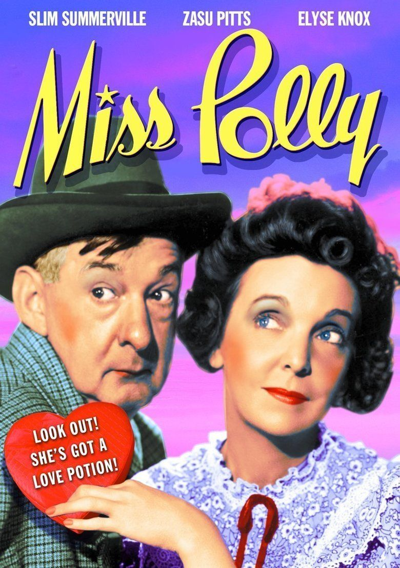 Miss Polly movie poster