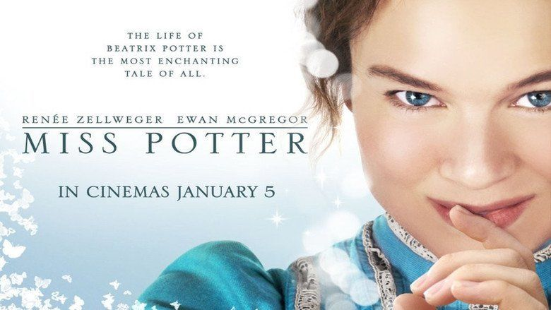 Miss Potter movie scenes