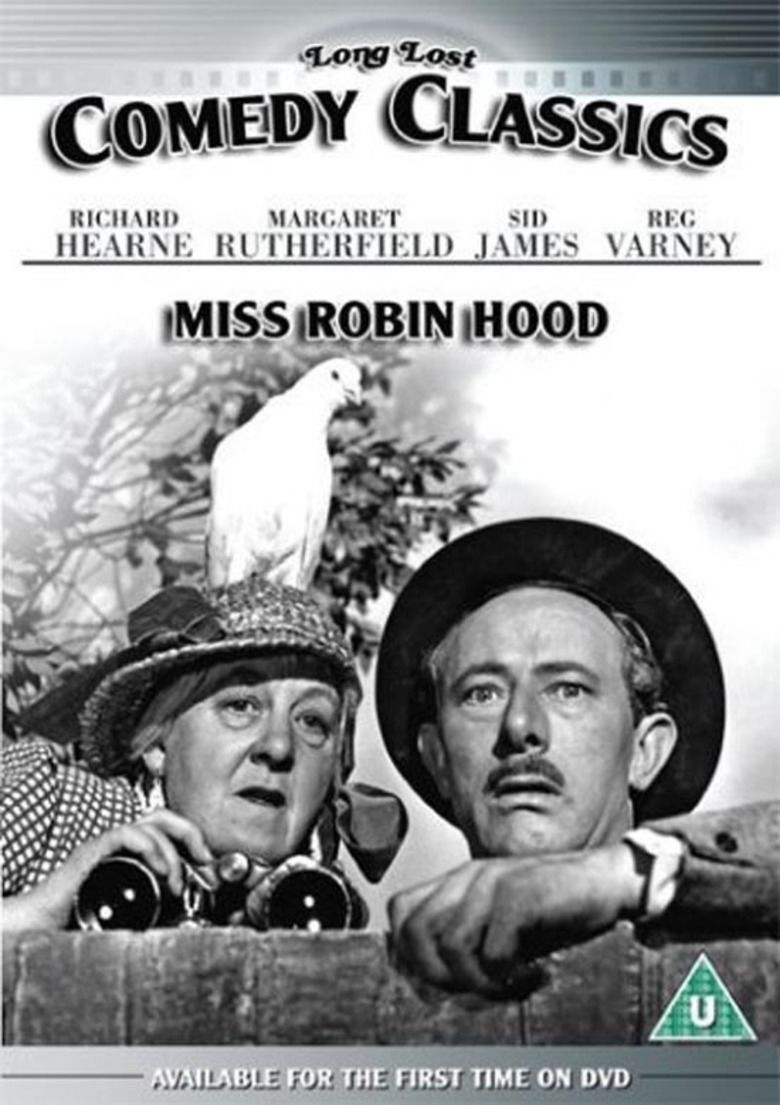 Miss Robin Hood movie poster