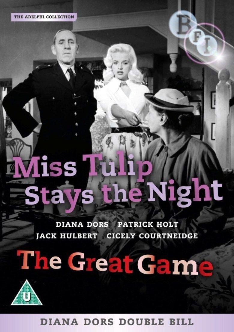 Miss Tulip Stays the Night movie poster