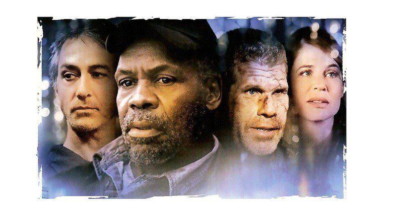 Missing in America movie scenes