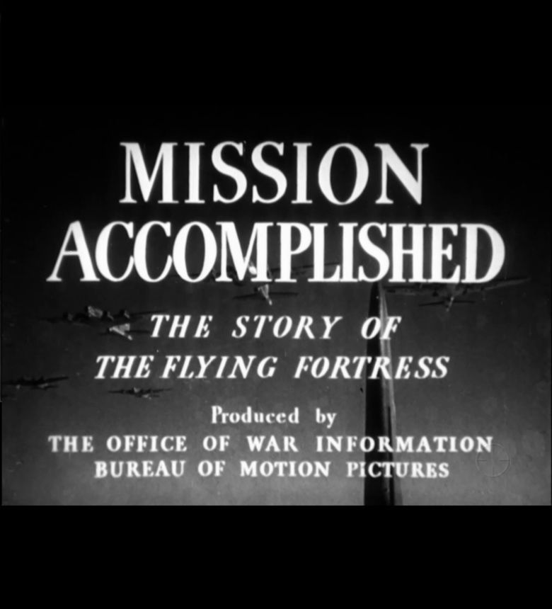 Mission Accomplished (film) movie poster