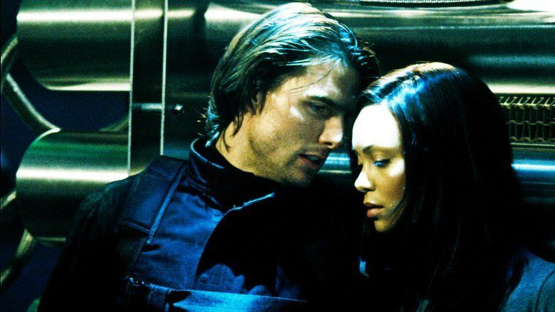 Mission: Impossible II movie scenes