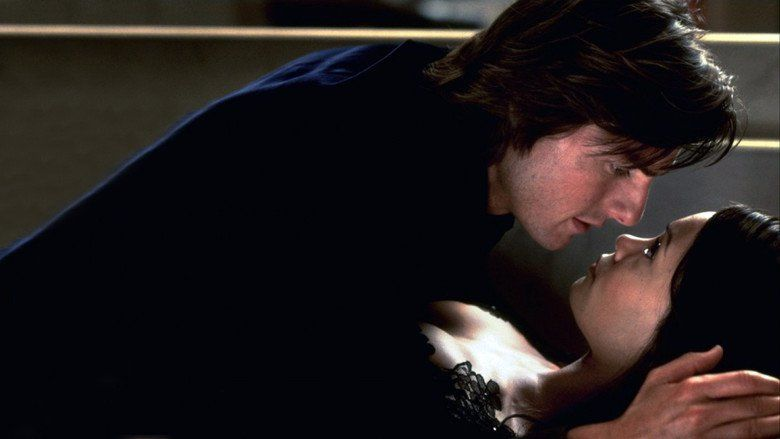 Mission: Impossible II movie scenes
