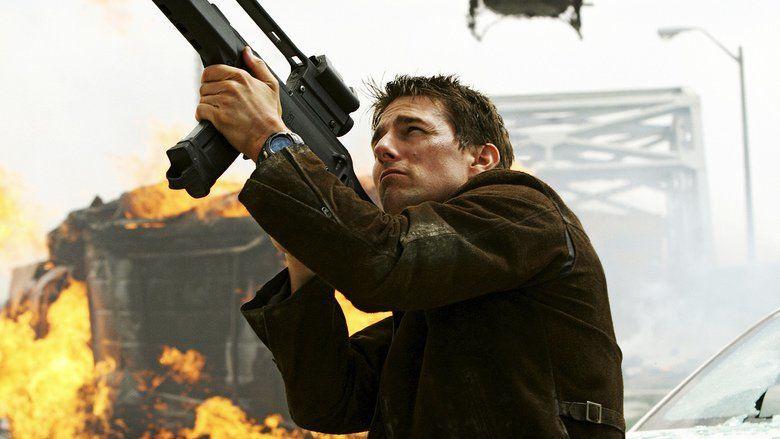 Mission: Impossible III movie scenes