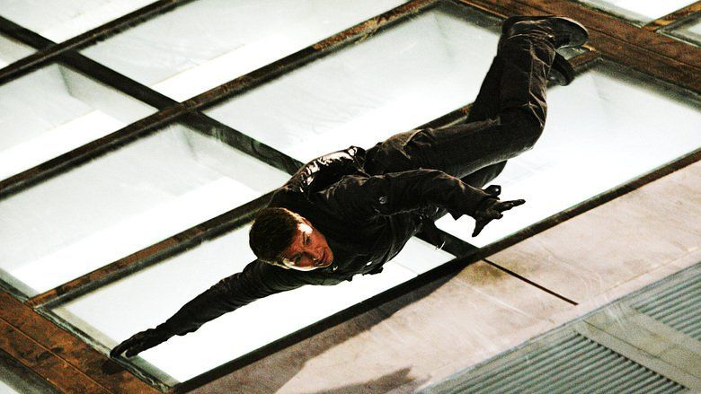 Mission: Impossible III movie scenes