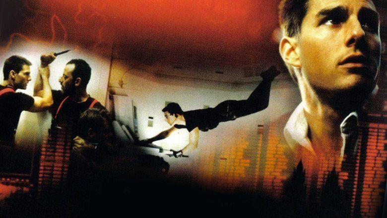 Mission: Impossible (film) movie scenes