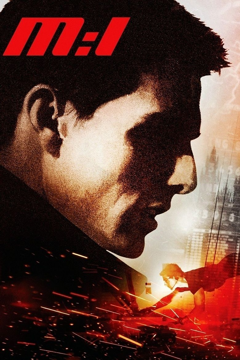 Mission: Impossible (film) movie poster