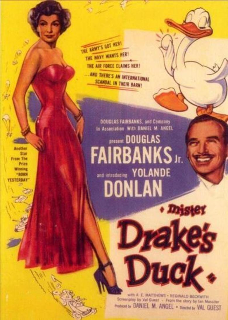 Mister Drakes Duck movie poster